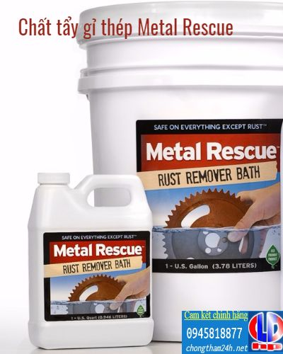 chat tay gi sat thap metal rescue