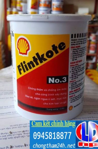 Flintkote No3 -1lit