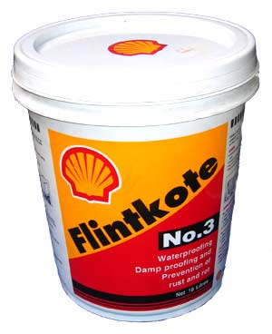 shell flintkote no 3